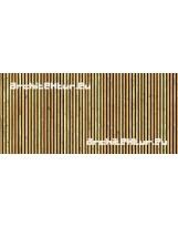 Wood cladding N°11 vertical lathing